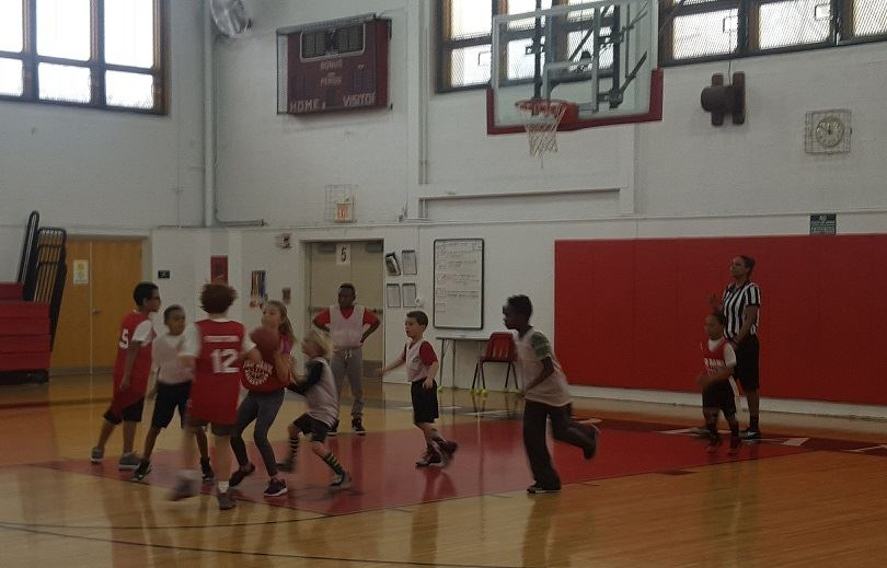 Youth Basketball Games Winter 2016